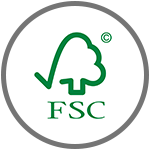 Logo label FSC 26